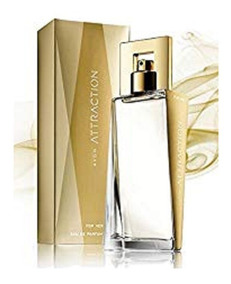 Attraction Deo Parfum For Her - 50ml,avon