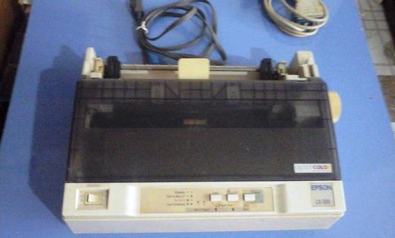 Impressora Matricial Epson Lx 300 - Usada