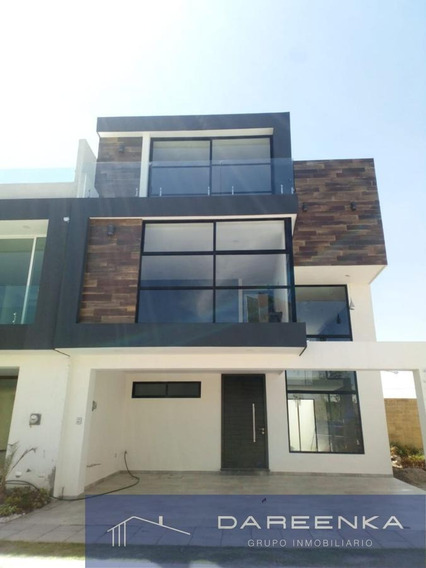Casa - Fraccionamiento Morillotla