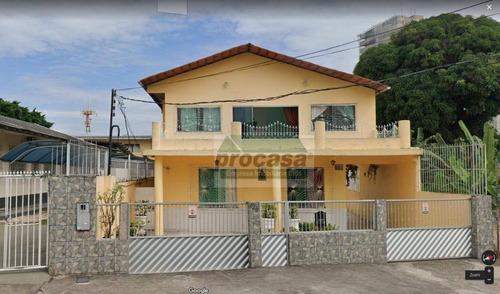 Casa Com 6 Dormitórios Para Alugar, 326 M² Por R$ 8.500,00/mês - Aparecida - Manaus/am - Ca4018