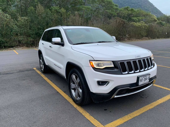 Jeep Grand Cherokee 3.6 Limited V6 4x2 At 2014