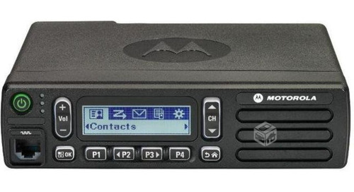 Imagen 1 de 1 de Rádio Motorola Dem400  Vhf/uhf Analógico