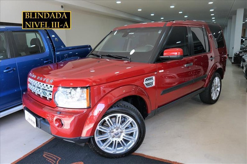 Land Rover Discovery 4 3.0 Hse 4x4 Bi Turbo Diesel 4p Automa