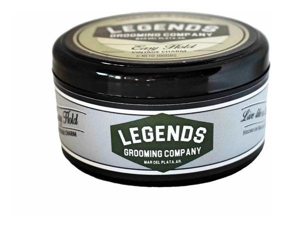 Pomada Para El Cabello Legends - Easy Hold Barber X100gr