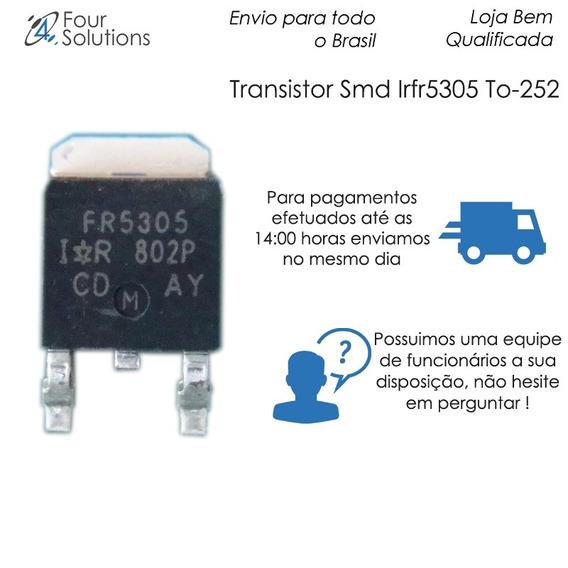 Transistor Smd Irfr5305 To-252