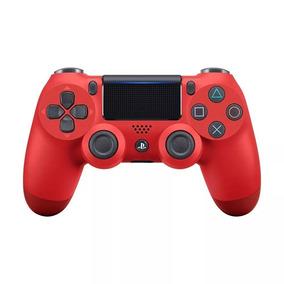 Controle Ps4 Sony Dualshock 4 Sem Fio Com Led Frontal Novo