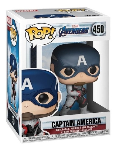 Funko Pop! Marvel Avengers Captain America #450 Original