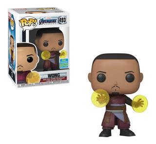 Funko Pop Wong Marvel Avengers Endgame 493 - Minijuegos
