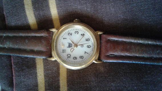 Relógio Dumont Saab 635 Feminino Antigo
