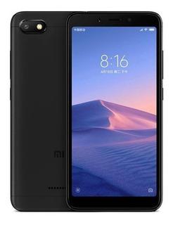 Celular Smartphone Xiaomi Redmi 6a 16gb Preto Tela 5.4