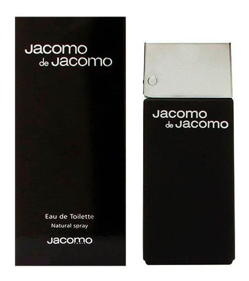 Perfume Jacomo De Jacomo Edt 100ml Lacrado Original