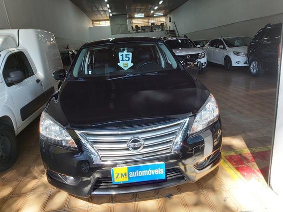Nissan Sentra Sl 2.0 Aut. 14 15 Lms Automóveis