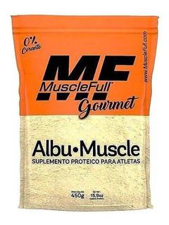 Albu-muscle 450g Muscle Full