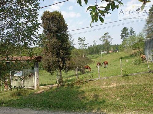 Linda Chácara Com 6.400m² - Parque Das Garças - $300mil - Ch0028