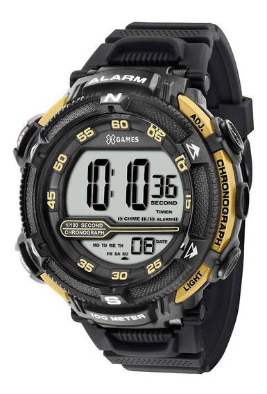 Relógio X-games Masculino Xmppd316 Bxpx C/ Garantia E Nf