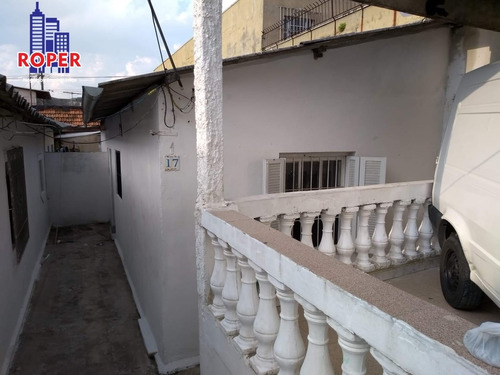Terreno Para Construtor De 10,50 X  23 Metros À Venda Na Vila Formosa!! - Te00024 - 34799229