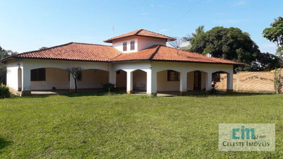 Chácara À Venda, 3000 M² Por R$ 950.000 - Jardim Flamboyant Ii - Boituva/sp - Ch0090
