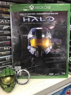Halo The Master Chief Collection Mas Obsequio Xbox One Nuevo