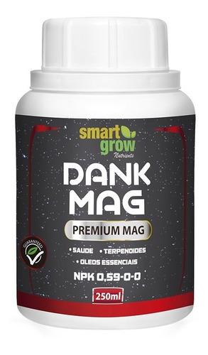 Imagem 1 de 5 de Fertilizante Smartgrow Dank Mag 250ml Ácido