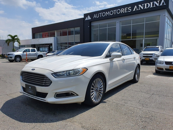 Ford Fusion 2.0 Automatica Secuencial 2013 (447)
