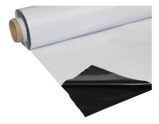 Nylon Silofilm Grueso Lona Panda 150 Micrones - Ancho 8 Mts