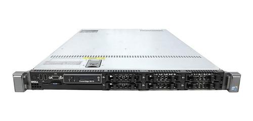 Imagen 1 de 3 de Servidor Dell Poweredge R610 2x X5650 32gb Ram 2x146gb Sas