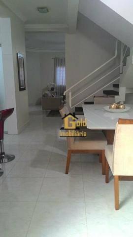 Casa Com 3 Dormitórios À Venda, 188 M² Por R$ 500.000 - Vila Tibério - Ribeirão Preto/sp - Ca0846