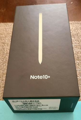 Samsung Galaxy Note 10 Plus - 256gb Verizon Silver