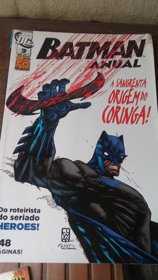Batman Anual 03 - A Sangrenta Origem Do Coringa!