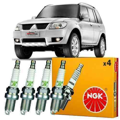 5635b7f2c Jogo De Vela Ngk Para Mitsubishi Pajero Tr4 2.0 16v Gasolina ...