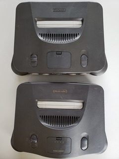 2 Nintendo 64 Original N64 (so Console)