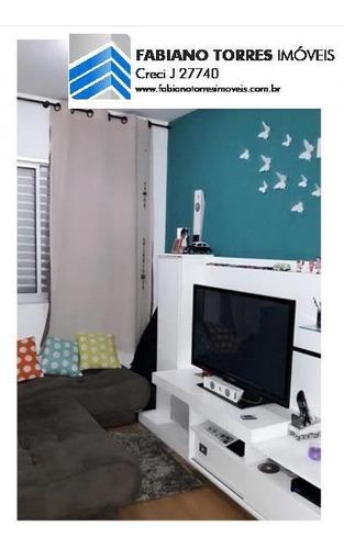 Apartamento Para Venda Em São Bernardo Do Campo, Vila Santa Luzia, 2 Dormitórios, 1 Suíte, 1 Banheiro, 1 Vaga - 1721_2-789448