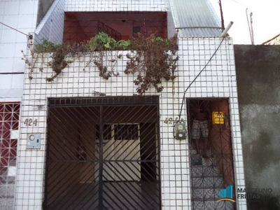 Casa Residencial Para Locação, Barra Do Ceará, Fortaleza. - Codigo: Ca0776 - Ca0776