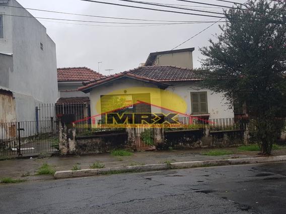 Terreno - 158m² Bosque Da Saúde - Mr10213