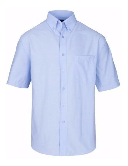 Camisas De Dama Y Caballero En Oxford Y Algodón