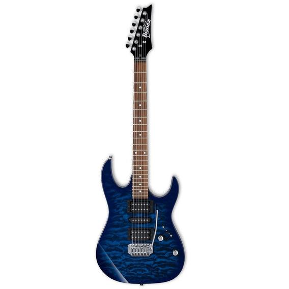 Guitarra Ibanez Grx70qa Tbb Original