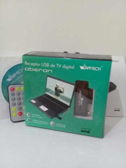 Receptor Ubs De Tv Digital Oberon