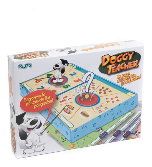 Juego De Mesa Doggy Teacher Original Ditoys