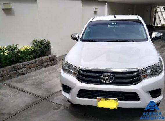 Toyota Hilux Srv 4x4 Año 2017 Precio $ 22,500.00