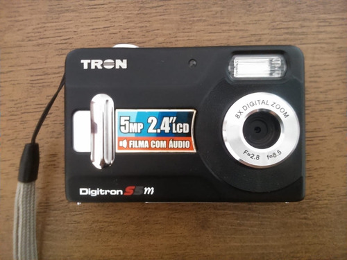 Câmera Digital Tron 5mp Lcd