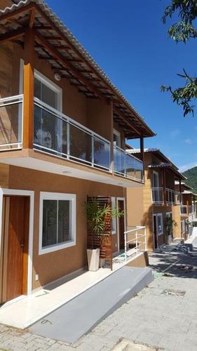 Imagem 1 de 8 de Casa Com 2 Dormitórios À Venda, 75 M² Por R$ 235.000,00- Inoã - Maricá/rj - Ca20258