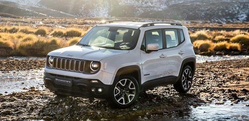 Jeep Renegade At6 0km Contado 2021  #13