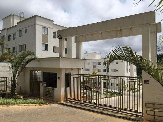 Apartamento Em Chácara Tropical (caucaia Do Alto), Cotia/sp De 47m² 2 Quartos À Venda Por R$ 150.000,00 - Ap427984