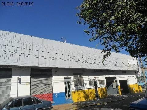 Barracão À Venda Em Centro - Ba000859