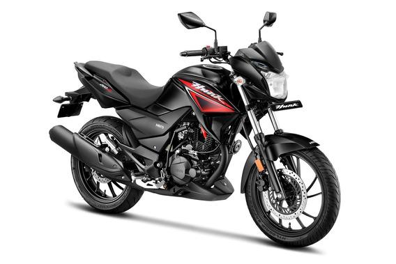 Hero Hunk 200 R Moto Calle Street Abs 12 Y 18