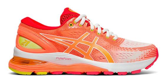 Zapatillas Asics Gel Nimbus 21 Running Neutral Mujer