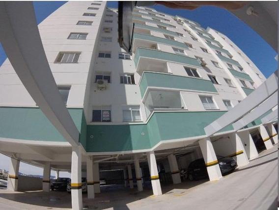 Apartamento Mobiliado Com 2 Dormitórios À Venda, 54 M² Por R$ 155.000,00 - Areias - São José/sc - Ap1071