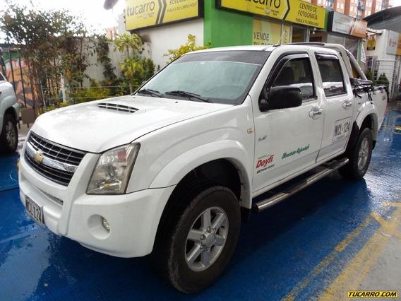 Chevrolet Luv D-max 3.0cc 4x4 Mt