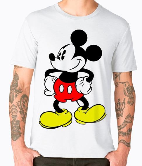 Playera Cleen Alexer Mikey Mouse Modelos Grandiosos Mod 34