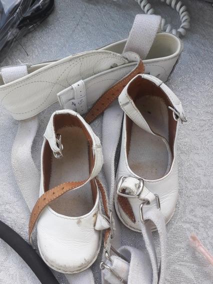 Zapatos Ortopédicos Con Elastica